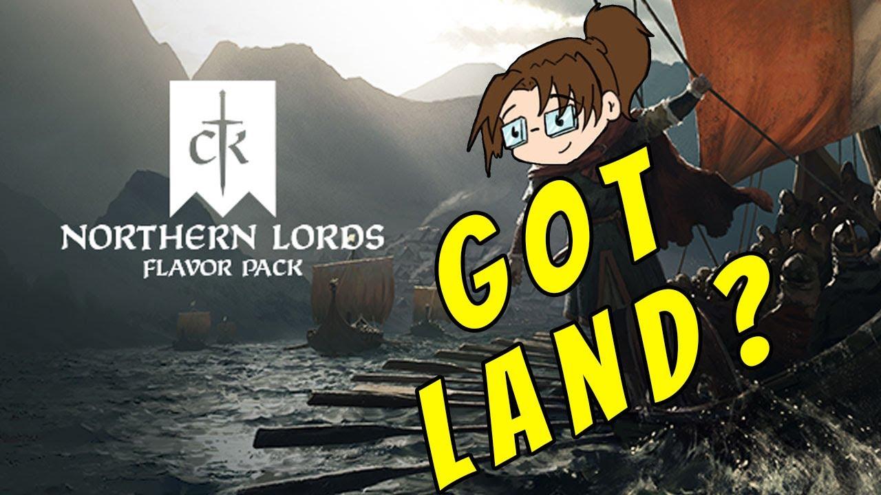 Download Crusader Kings III - Got Land? #NorseRaiding - Part 1