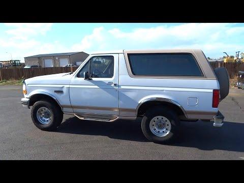 1996 Ford Bronco Denver, Lakewood, Wheat Ridge, Englewood, Littleton, CO 1064