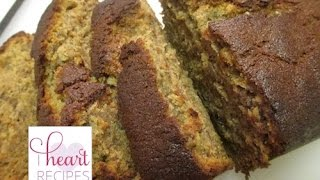 Homemade Moist Banana Bread