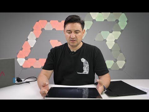 UNBOXING & REVIEW - Lenovo Yoga 920 Glass - WOW!