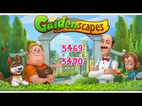 梦幻花园 Gardenscapes Level