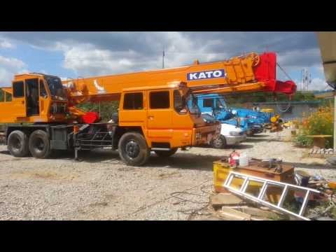 [ Winwin Used Machinery ] TRUCK CRANE KATO NK200H-5 FOR SALE