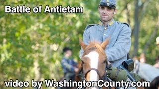 150th Battle of Antietam Reenactment (Friday cornfield battle)