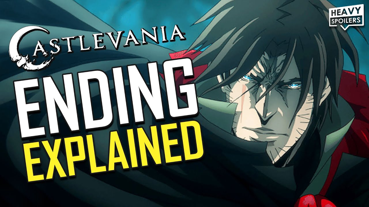 Castlevania: Season 4 Ending Explained - Why [Spoiler] Got a ...