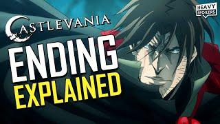 CASTLEVANIA Season 4 Ending Explained Breakdown | Spoiler Review & Spin-Off Predictions | NETFLIX
