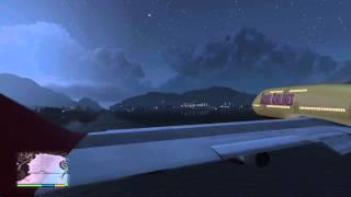 GTA 5 Beauty Of The 747