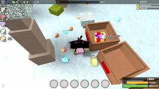 roblox booga booga rebirthing and getting god chestplate