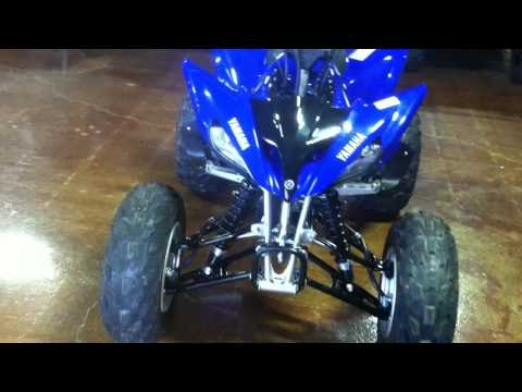 Yamaha Raptor 250 Light Weight Quad - 2011 Review