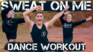 Sweat On Me | Caleb Marshall | Dance Workout