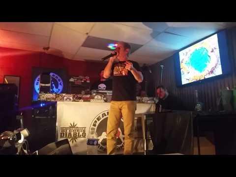 Carlos Alazraqui from Reno 911 LIVE at ChromicCon