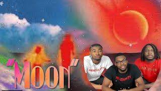 Kanye West - Moon (Official Audio) REACTION