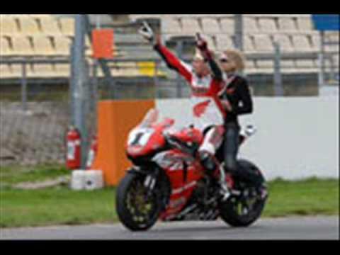 Martin Bauer IDM Superbike Champion 2008