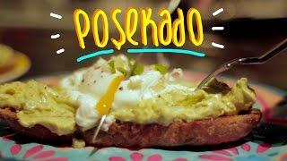 Poşekado™ (Ekmek Üstü Avokadolu Poşe Yumurta) Tarifi | Emir Yargın'la Çakal Lezzetler