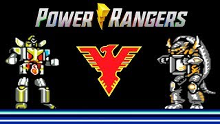 Choujin Sentai Jetman / Bird Fighter / Power Rangers прохождение (NES, Famicom, Dendy)