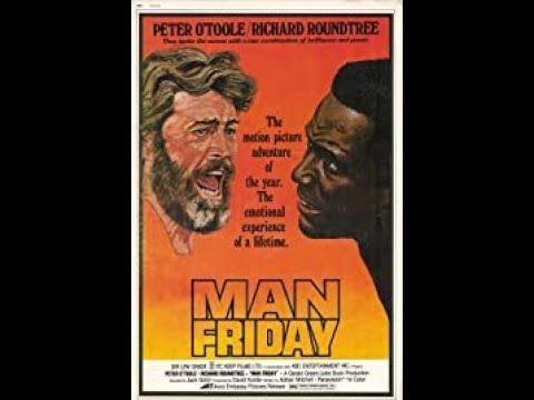 Man Friday (1975) Full Movie