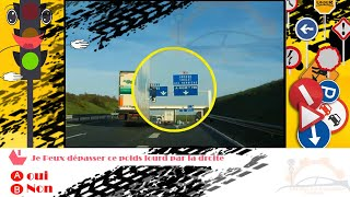 Examen code de la route France(3) Permis de conduire france 2017 HD Série 3