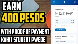 EARN PAYPAL MONEY WITH PROOF OF PAYMENT (LEGIT PAYING APP IN 2020 PHILIPPINES)