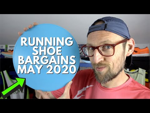 The Best Running Shoe Bargains May 2020 | Best value running shoes currently available | eddbud