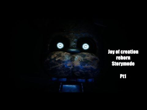Jocr STORY MODE Pt1  Really creepy
