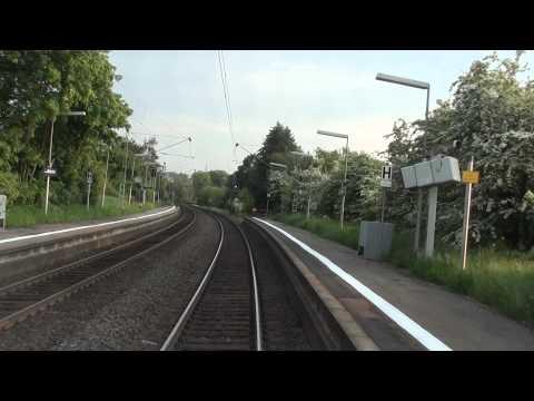 S6 Friedberg - Frankfurt Süd