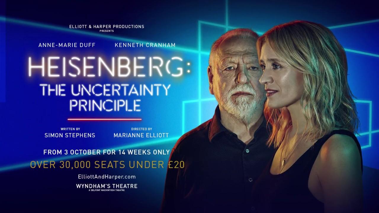 Bildergebnis für heisenberg uncertainty principle theatre play pictures