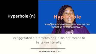 Word of the Day: Day 195 #Hyperbole #1postaday