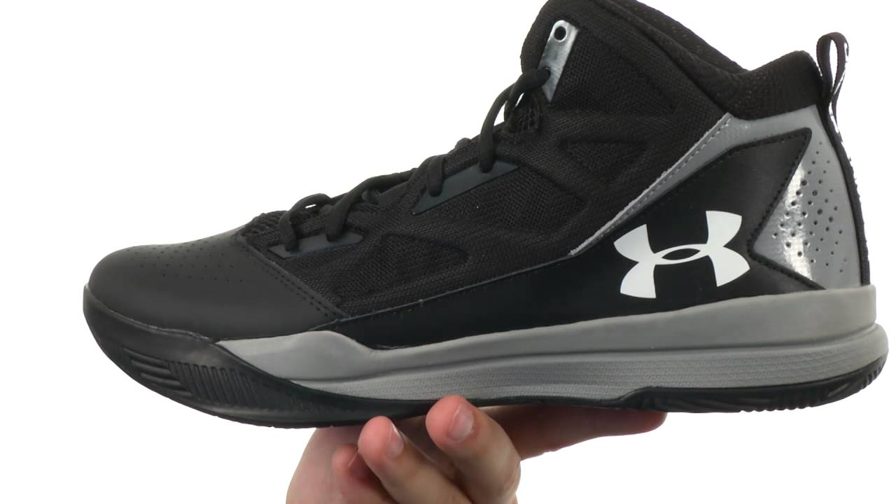499076e23e6 Under Armour UA Jet Mid SKU 8700515 - YouTube