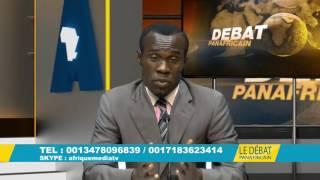 LE DÉBAT PANAFRICAIN DU 11 09 2016 (part 2)