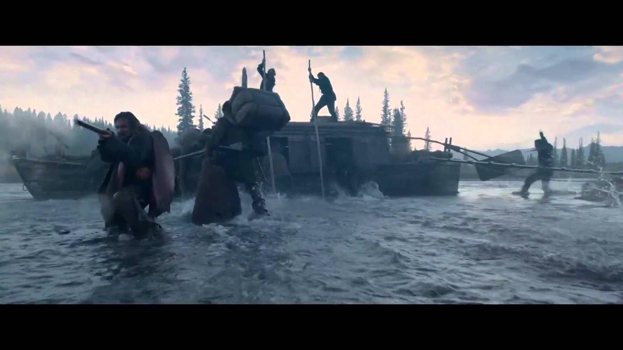The Revenant Official Teaser Trailer 1 2015 Leonardo Dicaprio