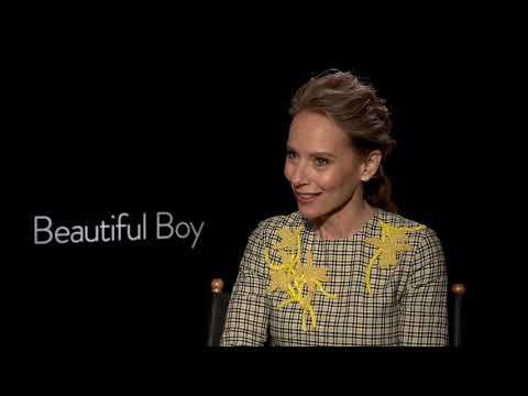 """Amy Ryan Talks About """"Beautiful Boy"""""""