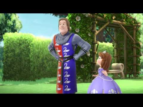 Sofia The First - The Silent Knight | Official Disney Junior Africa
