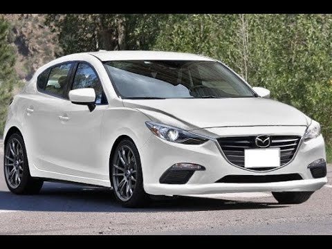 2016 Mazda 3 Hatchback Exterior And Interior Review