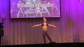 """Вариации из балета Адана """"Корсар"""". Аветис Патурян."""