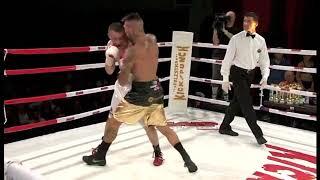 Daniele Toretto Scardina vs Velikovsky(Polonia) 24/6/2017