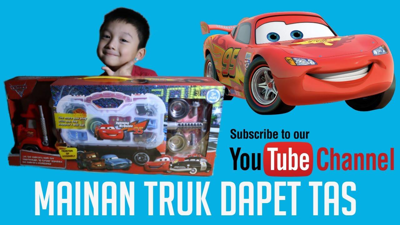 Mainan Mobil Mcqueen - Mainan Mobil Cars - mainan anak laki laki