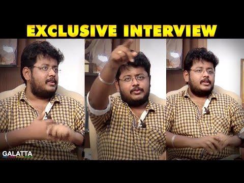 Saisharan 'ClarifiesSuper SingerControversy'Galatta Exclusive