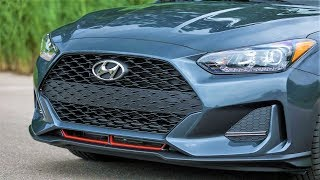 New Hyundai Veloster Turbo R-Spec 2019