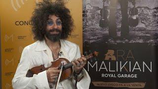 Ara Malikian presenta nuevo disco de estudio con colaboraciones