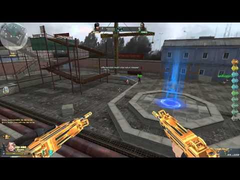 [Truy Kich] Game Play: Dual Uzi Gold & Gold Python VaiLinhHon (Kênh Chính Thức)