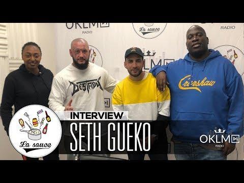 SETH GUEKO ( 'DESTROY', les featurings dans le rap, Paradise Beach...  ) - #LaSauce sur OKLM Radio