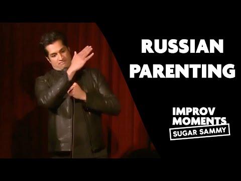 Sugar Sammy | Russian parenting | Improv comedy