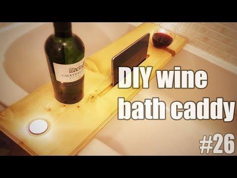 how-to-make-a-simple-bath-caddy,-bath-board,-wine-bath-caddy---diy