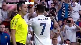 Full HD, Real Madrid 2 vs Barcelona 3 completo en español;  23.04.2017