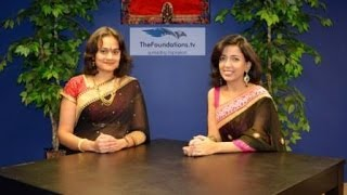 Deepti Navaratna speaks with The Foundations TV