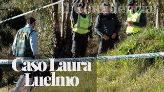 Detenido el principal sospechoso del crimen de Laura Luelmo