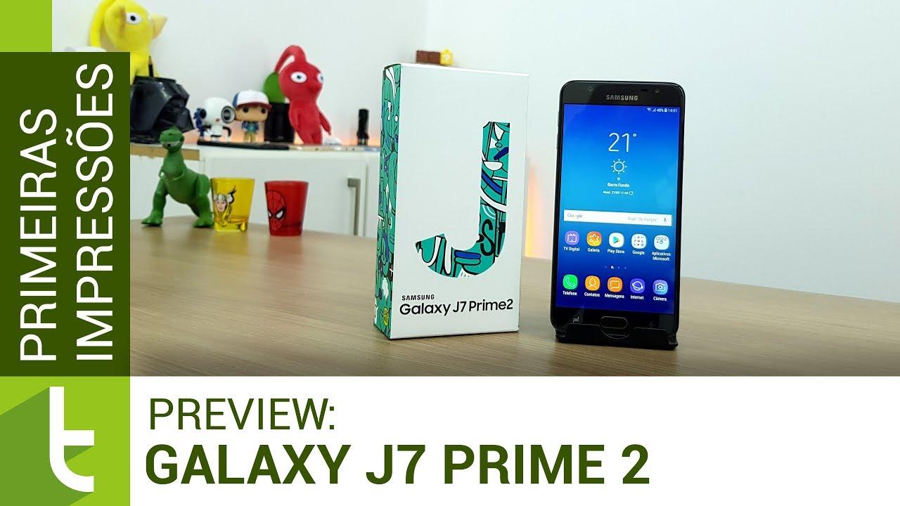 84d9519f1 Galaxy J7 Prime 2  pequena atualização para incluir suporte à TV ...