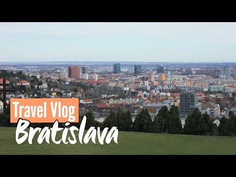 Bratislava Travel Vlog | HannaCreative