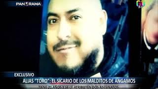 EXCLUSIVO | Con 21 años, el 'Toro' sería el sicario de los 'Malditos de Angamos'