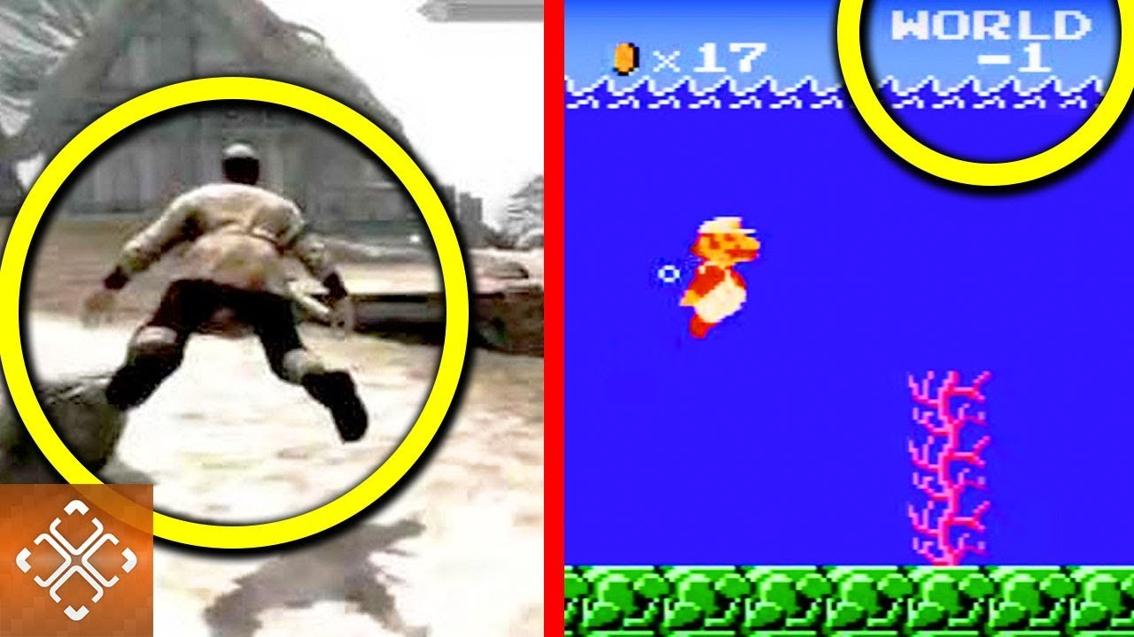 10 UNBELIEVABLE Mistakes Game Developers Made Without Getting Caught by TheGamer