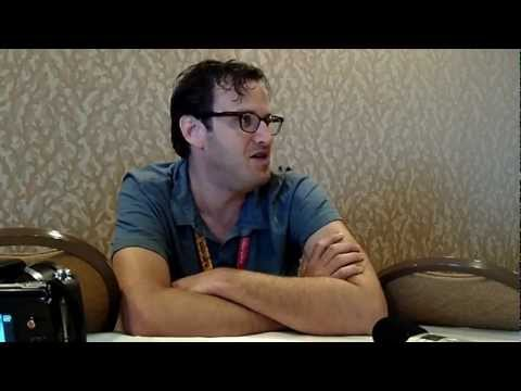 Interview With Exec. Prod. & Writer Andrew Kreisberg of The CW's Arrow at Comic-Con 2012